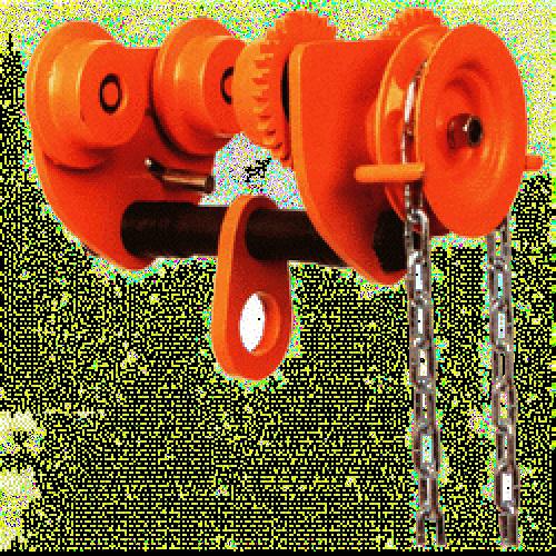 Тележка для тали с цепным приводом GCL1 , 1 тн