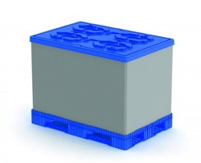 Разборный пластиковый контейнер Polybox