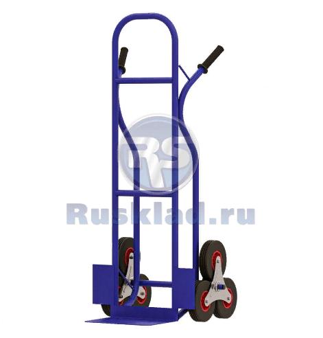 Тележка грузовая двухколесная лестничная КГЛ 170 (г/п 170 кг)