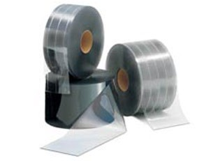 Стандартная серая не прозрачная гладкая завеса LСG-3 (3x300)